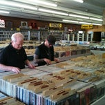 Photo taken at Remember When Records by Steve K. on 4/21/2012