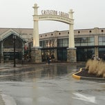 Photo taken at Castleton Square Mall by Patrick F. on 3/2/2012