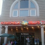 Photo taken at Boardwalk Billy's Raw Bar & Ribs by Justin O. on 8/14/2012