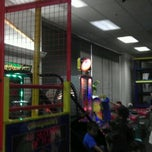 Photo taken at Chuck E. Cheese's by Erik @ S. on 5/5/2012