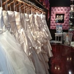 Photo taken at Winnie Couture Flagship Bridal Salon Atlanta by Sonia H. on 5/27/2012