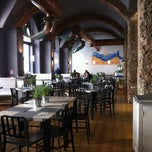 Photo taken at Anema e Cozze by Ramon P. on 4/24/2012