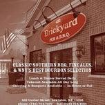 Photo taken at The Brickyard Pub & B.B.Q. by Chris M. on 2/27/2012