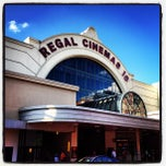 Photo taken at Regal Cinemas Atlantic Station 18 IMAX & RPX by Chuck F. on 7/28/2012