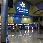 Photo taken at Cinépolis by Edgardo A. on 1/10/2012