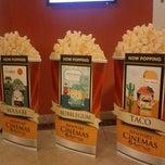 Photo taken at Newport Cinemas by Jambert D. on 6/3/2012