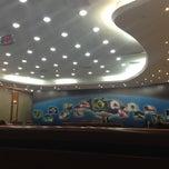 Photo taken at Tribunal Regional Federal da 1ª Região (TRF1) by Ilan K. on 9/5/2012