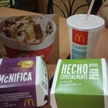 Photo taken at McDonald's by Luciana E. on 12/27/2011