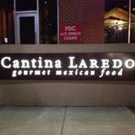Photo taken at Cantina Laredo by Adam G. on 2/1/2012