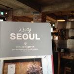Photo taken at 시리얼 고메 (Serial Gourmet) by jaeeun s. on 1/17/2012