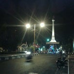Photo taken at Alun - Alun Jepara by galvanoputra20 on 8/20/2012