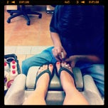 Photo taken at Ta Nails by courtney r. on 11/7/2011