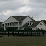 Photo taken at Southfork Ranch by Audrey K. on 1/17/2012