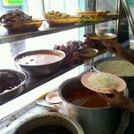 Photo taken at Restoran Nasi Kandar Ali by Jin Hong -. on 9/22/2011