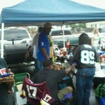 Photo taken at The Best Tailgate In Charlotte by Carlos W. on 9/25/2011
