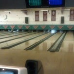 Photo taken at Taylor Lanes by Jazz T. on 11/28/2011