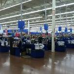 Photo taken at Walmart Supercenter by Jeremiah G. on 2/26/2011