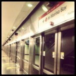 Photo taken at Braddell MRT Station (NS18) by Gabriela L. on 6/30/2012