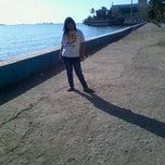 Photo taken at Pantai Losari by Tiara I. on 9/6/2012