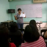Photo taken at Central Laboratory, Caloocan Health Department by Maricris N. on 5/11/2012