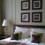 Photo taken at The Ring Hotel by Vivoforta on 8/11/2012