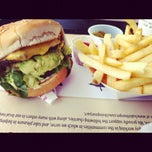 Photo taken at The Habit Burger Grill by cece on 4/18/2012