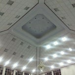 Photo taken at Masjid Abu Bakar As-Siddiq by SABRI H. on 3/3/2012