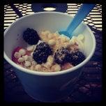 Photo taken at Chill Frozen Yogurt by Rachel S. on 8/5/2012