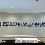 Photo taken at John Seigenthaler Center by Matt on 6/18/2012