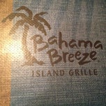 Photo taken at Bahama Breeze by Mrs. F. on 6/16/2012