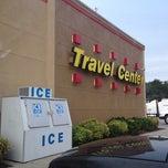Photo taken at Pilot Travel Center by Aquarium O. on 5/17/2012