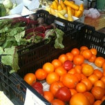 Photo taken at Farmers Market at Minnetrista by Betty B. on 7/7/2012