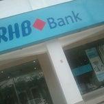 Photo taken at RHB Bank Berhad by Mohd Hafiz M. on 10/15/2011