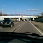 Photo taken at I-94 & I-96 by Lucky C. on 1/27/2012