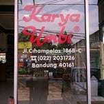 Photo taken at Karya Umbi by Bayu A. on 9/13/2011