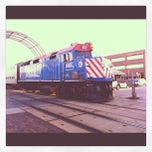 Photo taken at Metra - Highland Park by Andre Y. on 10/21/2011