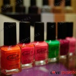 Photo taken at Blossomnails by Love Indonesia on 7/27/2011