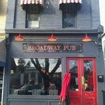 Photo taken at Broadway Pub by Pyro F. on 11/2/2011