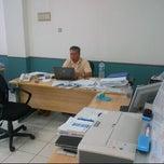 Photo taken at PT Karabha Gyramandiri by adli lutfi a. on 5/16/2012