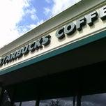 Photo taken at Starbucks by @LorenzoAgustin ☆ on 1/26/2011