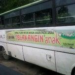 Photo taken at Terminal Bus Cibodas Baru by Qianz L. on 12/3/2011