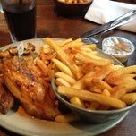 Photo taken at Nando's by John B. on 8/15/2012