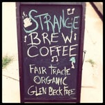 Photo taken at Strange Brew Coffee by Bobby D. on 6/20/2011