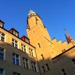 Photo taken at BEST-Sabel-Oberschule by Susan V. on 9/4/2012