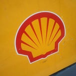 Photo taken at Shell by Geoffrey G. on 9/28/2011