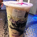 Photo taken at Chatime by Liang S. on 3/3/2012