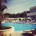 Photo taken at Le Meridien by Valentyna T. on 6/23/2012