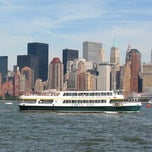 Photo taken at Circle Line Sightseeing Cruises by Vlada B. on 7/4/2012