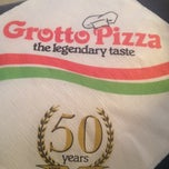 Photo taken at Grotto Pizza by Kate C. on 8/14/2012