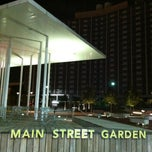 Photo taken at Main Street Garden by Kristin B. on 9/8/2012